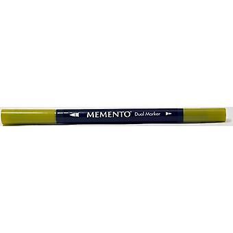 Tsukineko Memento Marker Pen - Pear Tart