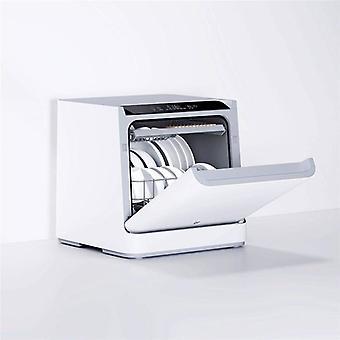 Työpöydän astianpesukoneen ruiskutusjärjestelmä