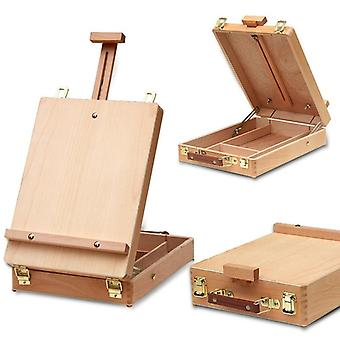 Modern scandinavian style multifunctional easel for painting, display, diy crafts, decor etc.