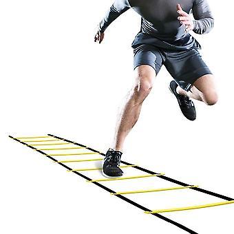 Scala di allenamento agilità regolabile