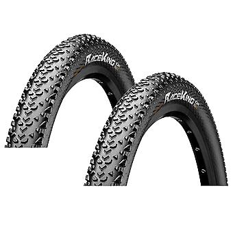 """Velo.Set 2 x Continental Race King Bicycle Tires / 50-622 (29×2,0"""")"""