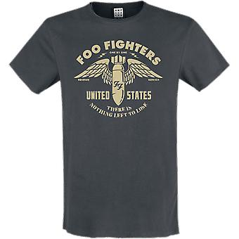 Amplified Foo Fighters One By One T-Shirt