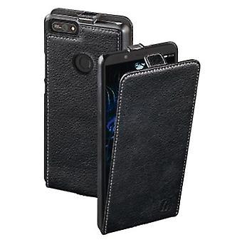 Hama «Smart Case» Flap Case pour Huawei Y6 (2018) / Honor 7A, noir