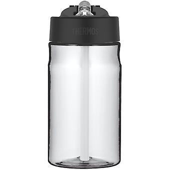 Thermos Hydration Flaske med Halm Klar 355ml