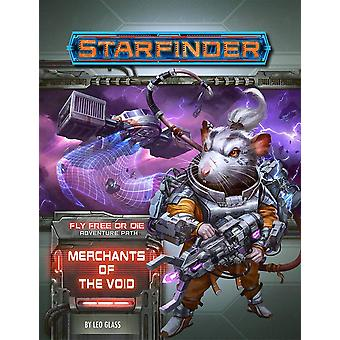 Starfinder Adventure Path: Merchants of the Void (Fly Free or Die 2 of 6) af Leo Glass (Paperback, 2021)
