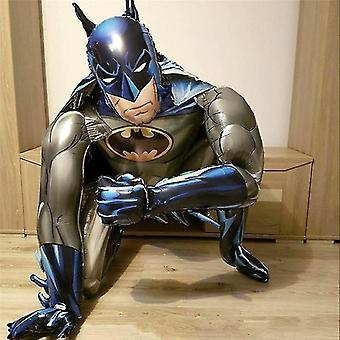 new 1pcs small 55x63cm-202419806 spider man iron man batman birthday party balloon for decoration sm17187