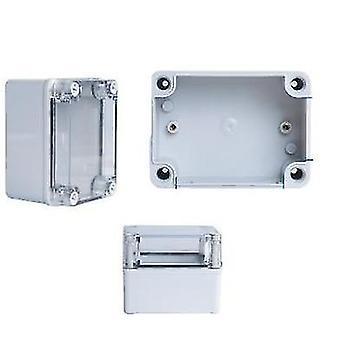 جديد 110x80x85mm ip67 المقاوم للماء ABS البلاستيك مربع تقاطع الكهربائية ه sm35873