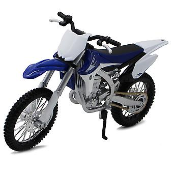 1:12 Simulation Alloy Toy Motorcycle Model With Shock Absorber