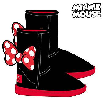 Kids Casual Boots Minnie Mouse 74112 Black