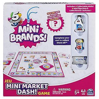 Cardinal mini brands - shopping list game - cardinal mini brands - jeu de liste d'achats