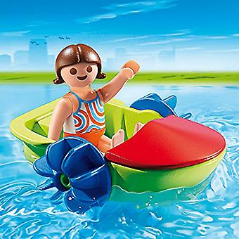 Playmobil 6675 Summer Fun Children's Paddle Boat