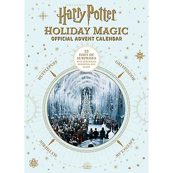 Harry Potter Holiday Magic The Official Advent Calendar by Insight Editions