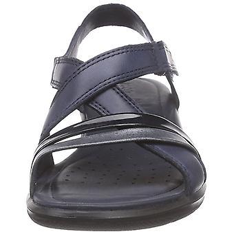 ECCO Naisten Felicia avoimen rento nilkka hihna sandaalit