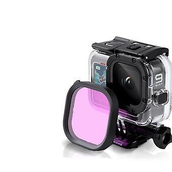 Filters Kit Rode Magenta Snorkel Lens Rode Kleur Filter