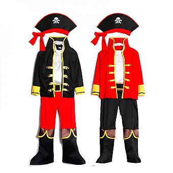 Blessed Halloween Children's Dress Up Performance Pirate Of The Caribbean Costume