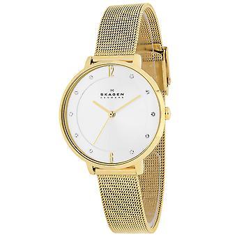 Reloj Skagen Mujer Anita Silver Dial - SKW2150