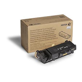 Xerox Phaser 3330 WorkCentre 3335/3345 svart färgpulverkassett standardkapacite