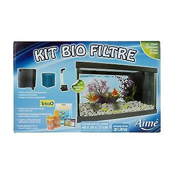 A Biological Filter Kit-for Fish