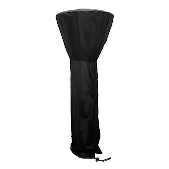 Swotgdoby Oxford Cloth Standup Patio Heater Cover met trekkoord, meubels stof cover