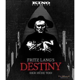 Destiny (1921) [DVD] USA import