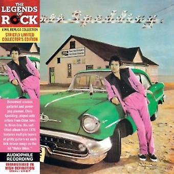 Chris Spedding - Chris Spedding [CD] USA import