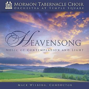 Mormon Tabernacle Choir - Heavensong [CD] USA import