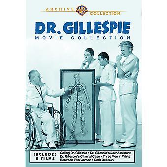 Dr. Gillespie Film samling [DVD] USA importerer