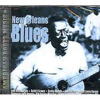 Nowy Orlean Blues - import USA New Orleans Blues [CD]
