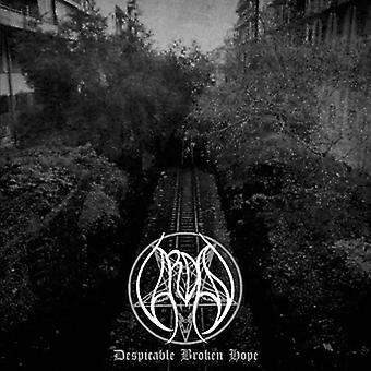 Vardan - méprisable Broken Hope [CD] USA import