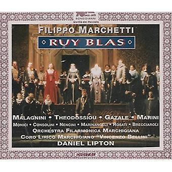 Marchetti / Theodossiou / Orchestra Filarmonica - Ruy Blas [CD] USA import