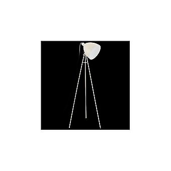 Eglo Dundee Tripod Sandy Modern Dome Floor Light