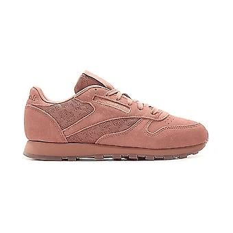 Reebok Classic Leather Lace Sandy Rose BS6523 universal all year women shoes