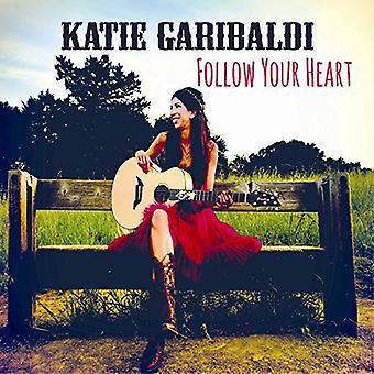 Katie Garibaldi - Follow Your Heart [CD] USA import