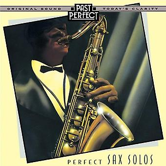 Idealne Sax solówki [Audio CD] - Various Artists