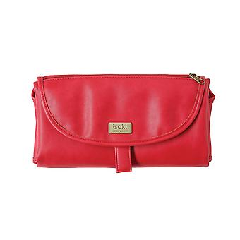 Isoki Change Mat Clutch Coogee - Red