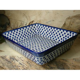 Casserole, 29 x 23 x 7 cm, tradition 24 - polish pottery - BSN 7616