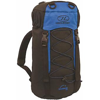 Highlander Mens Rambler XTP600 Durable Rucksack Backpack Backpack 20 Litre