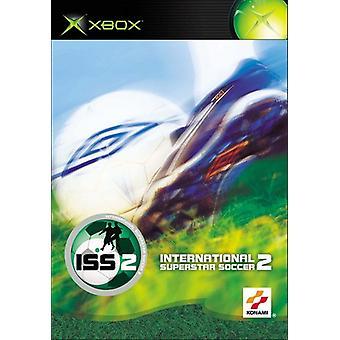 Internationell superstjärna Soccer 2 (XBox)-ny