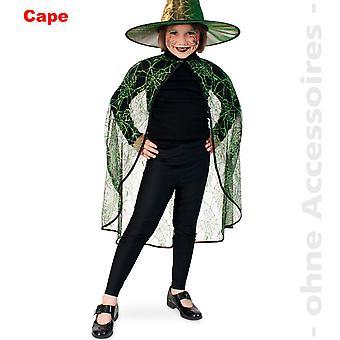 Spider Cape heks spider kostume heks Cape kappe Halloween teen kostume