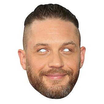 Tom Hardy 2D Single Card Party Fancy Kleid Maske