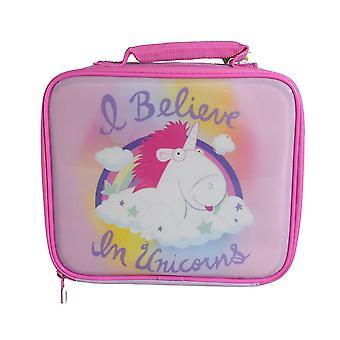 Unicorn børn rektangel frokost taske