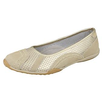 Mesdames, Down to Earth plat ballerine chaussures F8991