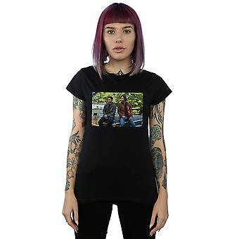 Supernatural Women's Impala Brothers T-Shirt