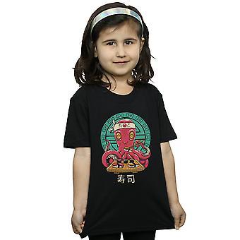 Vincent Trinidad Girls Octo Sushi T-Shirt
