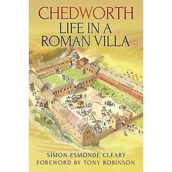Życia Chedworth Roman Villa przez Simon Esmonde Cleary - 97807524864
