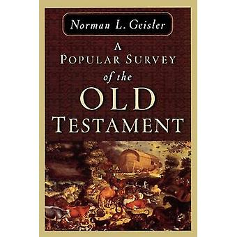 Un sondage populaire de l'Ancien Testament par Norman L. Geisler - 97808010