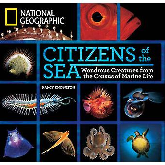Citizens of the Sea - Wondrous Creatures from the Census of Marine Lif