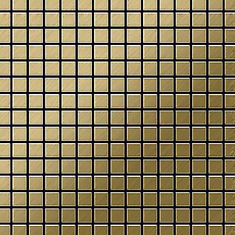 Metal mosaic Titanium ALLOY Mosaic-Ti-GB