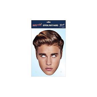 Justin Bieber Maske