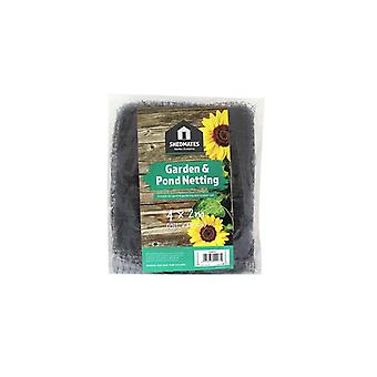 Shedmates 4m x 2m Garden & Pond Netting Fish Protection Cover